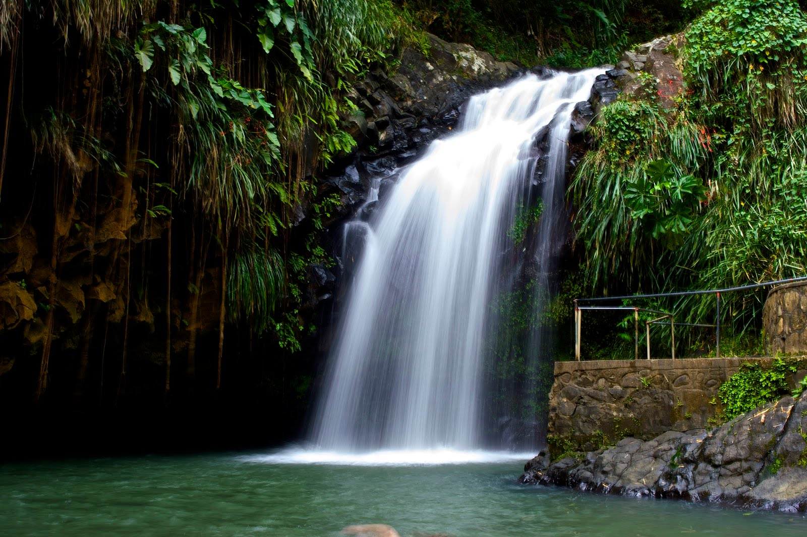 Beautiful Waterfall Hike Grenada